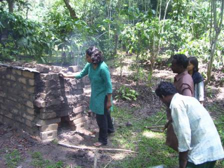Village level Charcoal Production