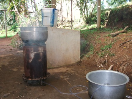 Household Level Charcoal Production